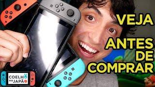 Nintendo Switch vale a pena? Guia completo - Tudo o que você precisa saber antes de comprar