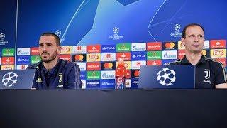 Juventus vs Man Utd: Matchday -1 | Training & Press Conference