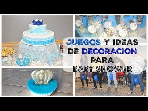 6 Juegos Sencillos Y Divertidos Para Un Baby Shower Videomoviles Com