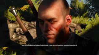 Don't kill witcher Gaetan (Where the cat and wolf play) - The Witcher 3