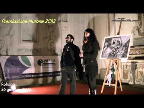 premiazione mutarte 2012