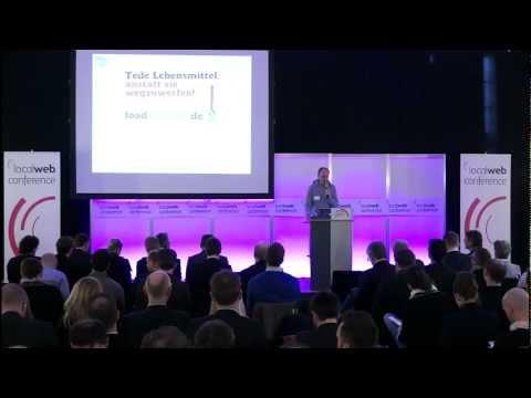 "Vortrag: Frank Braun ""Googeln statt bummeln - Lokale Marktplätze im Web"""