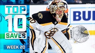 Top 10 Saves from Week 20