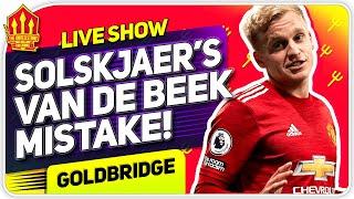 Solskjaer Admits Van De Beek Mistake! Bruno Battle Cry! Man Utd News