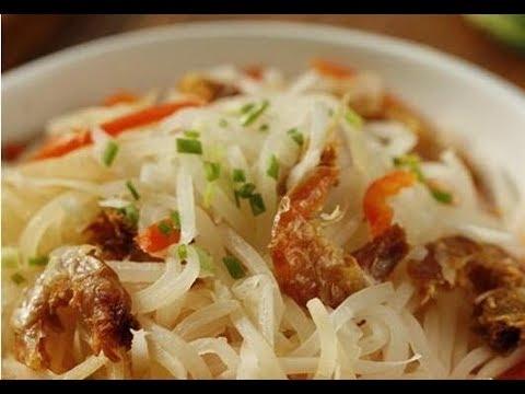 海米炒萝卜丝-家庭厨房菜谱