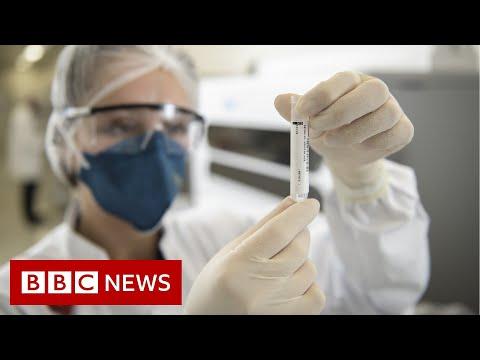 Coronavirus: Protein treatment trial 'a breakthrough' - BBC News