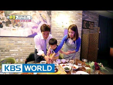 Seungjae & mom secretly make birthday dinner for dad! [The Return of Superman / 2017.07.30]