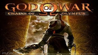 God of War: Chains of Olympus Rediff 06/08/18