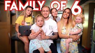 FAMILY NIGHT TIME ROUTINE 😴