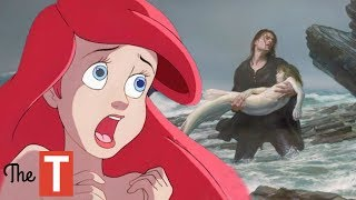 The Messed Up Origins Of The Little Mermaid