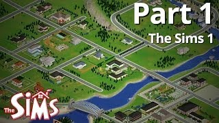 Let's Play The Sims 1 - Part 1