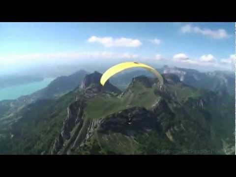 Wonderful Chill Out Music:  Stargazer - Paragliders  HD