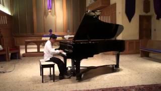2015 Opus 1 Music Studio Spring Recital - Zachary Wu, Piano