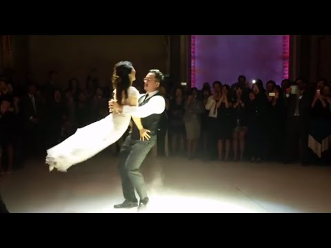 Most romantic first dance ever to