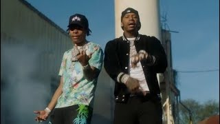 "Lil Baby ft. Moneybagg Yo ""Bank"" (Music Video)"
