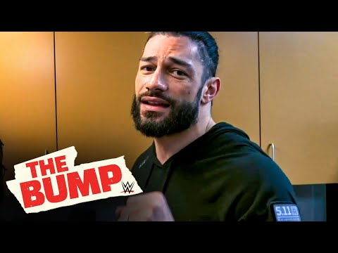 Roman Reigns has a beautiful singing voice: WWE's The Bump 100