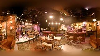 Behind The Scenes Tour Of Warner Bros. Studios (360° Video)