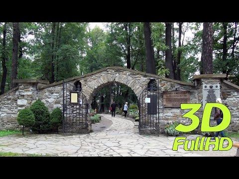[3D] Old Cemetery / Cmentarz Zasłużonych na Pęksowym Brzyzku, Zakopane, Poland / Polska