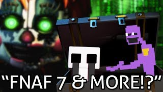 FNAF 7 COMING?! A NEW GAME + The FUTURE of Five Nights at Freddy's! 😱