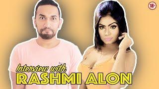 Interview with RASHMI ALON (18+) | Rashmi Akter Roasted