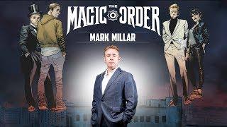 MARK MILLAR & la magie du MILLARWORLD chez NETFLIX