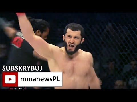 Mamed Khalidov znokautował Luke'a Barnatta w 21 sekund (+wywiad)