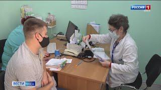 В Омской области вновь рекордное число заболевших, впервые оно превысило 400 человек в сутки