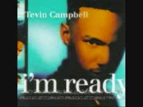 Tevin Campbell - Im Ready