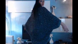 Down Uncinetto Maglietta Top Donna Crochet Gardigan Bolero Apaqxnew
