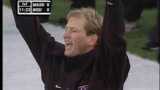Football: Apple Cup WSU vs UW, 11/28/00