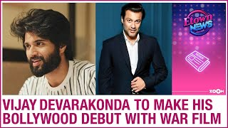 Vijay Devarakonda to make Bollywood debut with war film..