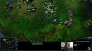MarineKing's micro - starcraft 2