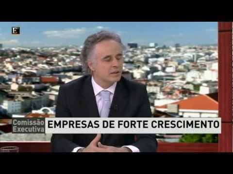 Entrevista ao canal Económico TV - Parte1