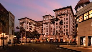 THE MOST EXPENSIVE SUITE IN LA | FOUR SEASONS BEVERLY WILSHIRE