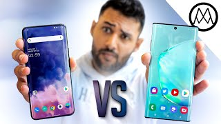 OnePlus 7T Pro vs Samsung Galaxy Note 10 Plus!