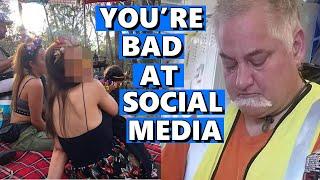 You're Bad at Social Media!!! #103