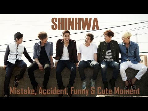PART 196: Kpop Mistake & Accident [SHINHWA only.]