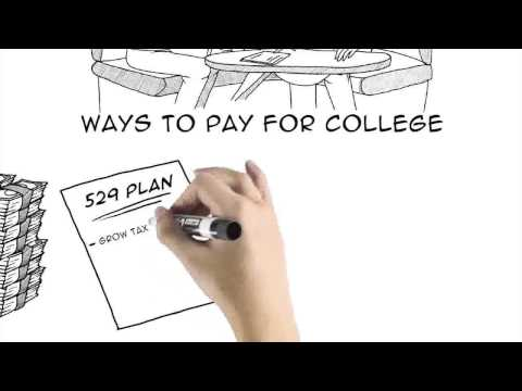 Ways To Pay For College