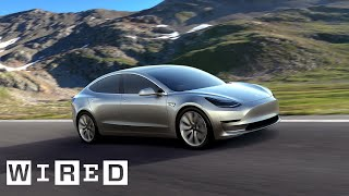 The Tesla Model 3: The Culmination of Elon Musk's Master Plan | WIRED