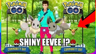 SHINY EEVEE COULD HAPPEN SOON! Pokemon Go