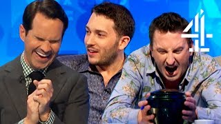 Jon's OUTRAGEOUS Comment About Lee Mack's Nan!   8 Out Of 10 Cats Does Countdown   Best of Lee Pt. 2