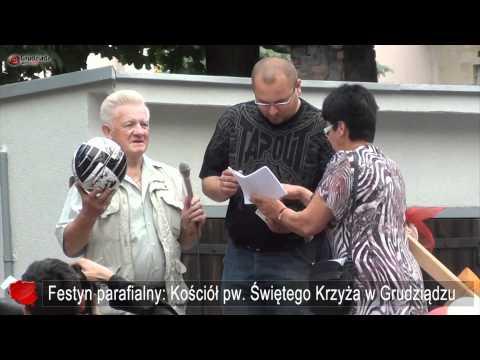 Festyn Parafialny 2011:  Kościół pw. Świętego Krzyża w Grudziądzu
