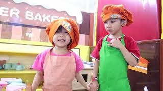 Light Love Kids Go to Timezone Softplay Indoor Playground Margo Depok