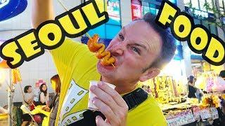 4 Best Food Markets in Seoul for Korean Street Food
