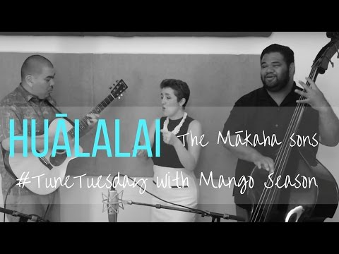 Hualālai by The Mākaha Sons - Mango Season Cover