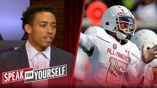 Malik Henry of 'Last Chance U' sits down with Jason Whitlock | CFB | SPEAK FOR YOURSELF