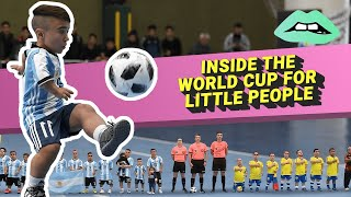 This Soccer Competition Is The World Cup For Little People!