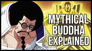 Explaining Sengoku's Mythical Devil Fruit - Hito Hito No Mi Model: Daibutsu | One Piece Explained