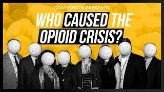 The Sackler Family – A Secretive Billion Dollar Opioid Empire