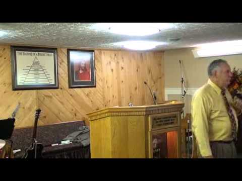 10-1031am - Words of This Prophecy - Samuel Dale